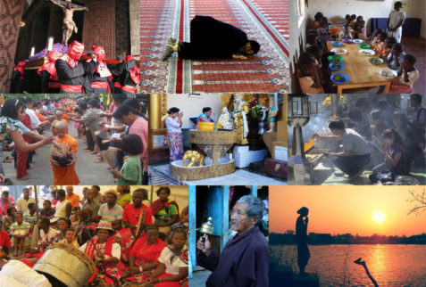 Religion_collage_India
